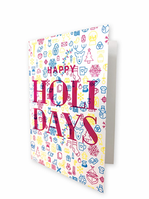 Holiday Cards & Envelopes