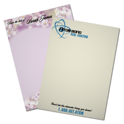 Letterhead-Stationery